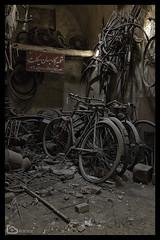 bikes (alamond) Tags: workshop abandoned bike bicycle bazaar dark dust old yazd iran 2017 canon 7d markii mkii llens ef 1740 f4 l usm alamond brane zalar