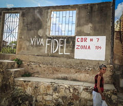 CUBA2017_96 (Dylon87) Tags: daytrip friends family memories vacation fun great gibara fishing town getaway bed breakfast travel holguin cuba street graffiti viva fidel downtown stroll walk photo pic photographer photography teamcanon canon shotoncanon canoncanada