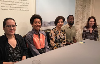ARTuesdays at the Coral Gables Museum, panel moderated by Elisa Turner