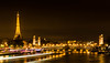 Une vue de la Concorde - Paris (Bouhsina Photography) Tags: paris france concorde lumière seine tour bouhsina bouhsinaphotography pont alexandreiii eau rivière reflection