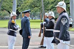 Royal Guard Re-creatioin Ceremony (Hawaii Air National Guard) Tags: hiang hawaiiairnationalguard 154thwing hawaii royalguard briggengreogoryswoodrow woodrow woody jointbasepearlharborhickam hi unitedstates us