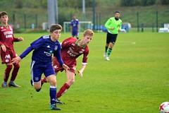 Season 2017-2018: U16 RSC Anderlecht - Zulte Waregem