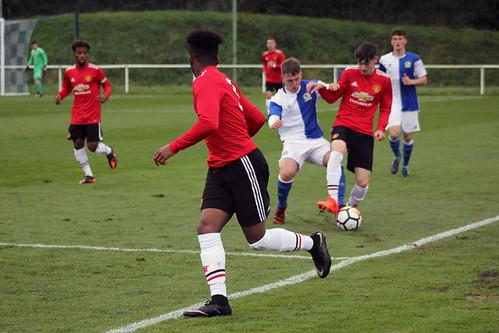 BRFC v MUFC U18s - 020