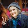 Peace Amy Goodman (michael.veltman) Tags: amy goodman peace project sign chicago illinois