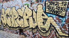 Caper... (colourourcity) Tags: streetart streetartnow streetartaustralia graffiti landofsunshine melbourne burncity awesome colourourcity original graff melbournegraffiti melbournestreetart caper dt dbltrbl