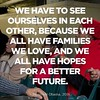 We have to see ourselves in each other because we all have families we love and we all have hopes for a better future. - @barackobama @obamafoundation . . #hope #family @care #share #love #love❤️ #future #betterFuture #build #betterLife #GraceOfGod (Rashid Jorvee) Tags: instagram ifttt we have see ourselves each other because all families love hopes for better future barackobama obamafoundation hope family care share love❤️ betterfuture build betterlife graceofgod