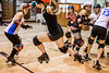 18 (Jan Hutter) Tags: rollerderbyczechteam contact girls indoor scrimmage skates sport training workout