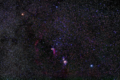The Hunter (pablo_blake) Tags: astrometrydotnet:id=nova2355444 astrometrydotnet:status=solved ioptronskytracker orion orionnebula horseheadnebula m42 betelgeuse rigel