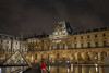 The Louvre as a wedding photography set! (alex west1) Tags: louvre paris france thelouvreparis museum weddimg architecture thelouvre red night