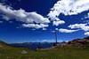 Val d'Aosta . Valle di Saint Barthlemy: Col du Salve' (mariagraziaschiapparelli) Tags: montagna mountain valdaosta valledisaintbarthlemy colchaleby allegrisinasceosidiventa escursionismo camminata colle estate
