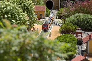 Les Petits Trains de Seilhac © Malika Turin