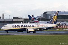 Ryanair (Gdansk City of Freedom) 737-800 EI-FRO (birrlad) Tags: dublin dub international airport ireland aircraft aviation airplane airplanes airline airliner airlines airways taxi taxiway takeoff departing departure runway boeing b737 b738 737 737800 7378as eifro ryanair