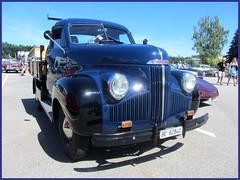 Studebaker M-5 flatbed, 1946-1948 (v8dub) Tags: studebaker m 5flatbed 1946 1948 schweiz suisse switzerland langenthal american truck camion lkw lastkraftwagen old oldtimer oldcar klassik car classic collector