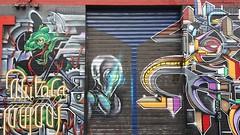 Putos & Nor... (colourourcity) Tags: graffiti graffitimelbourne melbourne burcity colourourcity streetart streetartnow streetartaustralia nofilters bigburners burners letters putos nor nore bb acm