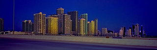 City of Miami, Miami-Dade County, Florida, USA / The Magic City