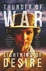 Epub  Thunder of War, Lightning of Desire: Lesbian Military Historical Erotica For Ipad (yahanabooks) Tags: epub thunder war