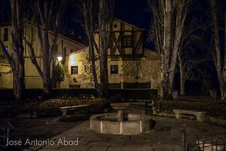 Plaza Jardín de Mauricio Fromkes, Segovia.