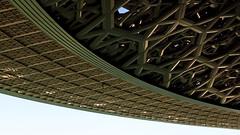 Le Louvre, Abu Dhabi (blafond) Tags: louvre lelouvre abudhabi aboudhabi musée museum art architecture modernarchitecture architecturemoderne jeannouvel courbes curves