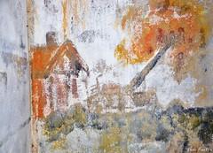 peinture de guerre (pontfire) Tags: mur de latlantique atlantikwall casemate bunker blockhaus paint peinture war guerre france normandy normandie secondeguerremondiale worldwarii