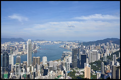 Hong Kong From The Peak Circle Walk (jason_hindle) Tags: china hongkong peoplesrepublicofchina prc sar sony28mmf2 sonya7ii specialadministrativeregion thepeak