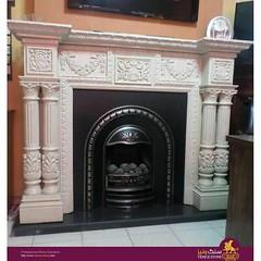 . Stone #fireplace. #شومینه_سنگی  www.venice-stone.com 👈انجام کلیه امور سنگی ساختمان 👈مشاوره،طراحی،تولید،نظارت،اجرا 👈مجهز به ماشین آلات روز دنیا 👈حیدرزاده 09122164711 #نمای_ساختمان#تراورتن#سنگ#کتیبه_سنگی#روشویی# (Mehdi Heidarzadeh) Tags: wwwvenicestonecom stone marble onyx travertine granite limestone sandstone blocks