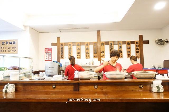 台灣魯肉飯 台灣在地平價小吃!魯肉飯、爌肉飯、各式魯菜【新北美食】 @J&A的旅行