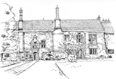 Kings Manor, York: The north east facade
