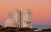 Se va el sol y nos tiñe ( www.mariorubio.com ) Tags: iac localizaciones lugares nocturnas telescopios tenerife