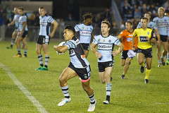 Sharks v Roosters Round 26 2017_161.jpg (alzak) Tags: 2017 australia cecchin city cronulla league matt nrl roosters rugby sharks sydney action sport sports