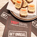 Chocolate and flyers - TEDxVenlo 2017