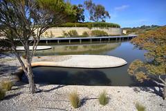 Cranbourne RBG Nov 2017 062 (Graeme Butler) Tags: water landscape history gardens australianplants architecture victoria australia