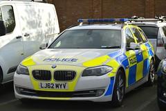 LJ62 MYV (S11 AUN) Tags: northumbria police bmw 530d anpr traffic car roads policing unit rpu motor patrols 999 emergency vehicle lj62myv