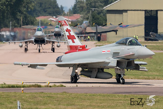 ZK315 Royal Air Force Eurofighter Typhoon FGR.4