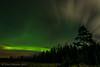 Northern Sky (Timo Halonen) Tags: revontulet longexposure borealis night sky nikon dx d5200