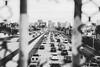 San Diego Salk Inst-007 (caseymotto) Tags: san diego urban salk institute airport sunset cars highway