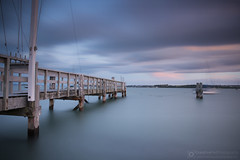Long Exposure Photography at Devonport, Auckland