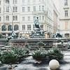 IMG_20161220_085043 (Kirayuzu) Tags: wien vienna innenstadt innerestadt neuermarkt winter donnerbrunnen brunnen instagram 1bezirk