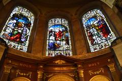 DSC_2686 John Wesley's Chapel City Road London Stained Glass Windows (photographer695) Tags: john wesley's chapel city road london stained glass windows