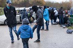 (c)SJField 2017 -6321IMG_63212017 (sarahjanefield) Tags: csarahjanefield2017 justshelter november2017 dunkirk refugees wwwsarahjanefieldcouk wwwsarahjanefieldcom