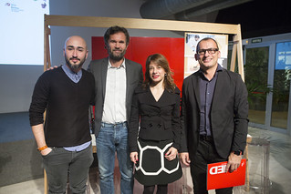 "Conferencia ""The Future of Food"" - Carlo Cracco & Artur Martínez @ IED"