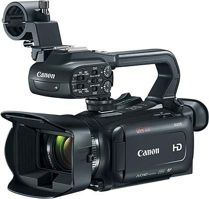 Canon XA15, XA11 and VIXIA HF G21 Camcorders