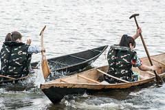 Oblas-42 (Polina K Petrenko) Tags: river boat khanty localpeople nation nationalsport nature siberia surgut tradition traditionalsport