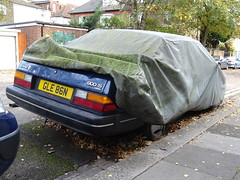 1992 Saab 900 S (Neil's classics) Tags: vehicle 1992 saab 900s