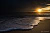 waiting the sun (Luca-Anconetani) Tags: alba mare sea sand lucaanconetani adriatico adriaticsea marche italia natura spiaggia onda water sabbia sun sole schiuma contrast sunrise mareadriatico sky nuvole