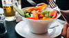 Salad (Michael Moeller) Tags: venedig summer food italiy travel venezia veneto italien it
