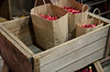 """""""Boxed, Bagged & Ready To Go"""" (Photography by Sharon Farrell) Tags: cranberries cranberry cranberryseason freshcranberries admakepeaceco admakepeacecompany massachusettscranberries tihonetroad wareham warehamma warehammassachusetts townofwareham oceanspray oceanspraycranberries makepeacefarmcafe makepeacefarms oldfashionedcountrystore plymouthcounty plymouthcountyma cranberryharvest"""