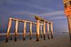 Ocean Grove Pier (seanbeebe_photo) Tags: stars nj newjersey oceangrove pier beach astrophotography
