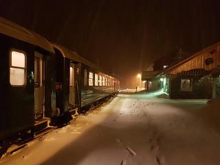 Myrdal Station, Norway.