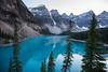 Moraine Lake (Tim Gupta) Tags: banff banffnationalpark alberta canada landscape lake mountains
