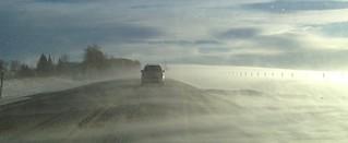 Priairies Drifting Snow ....